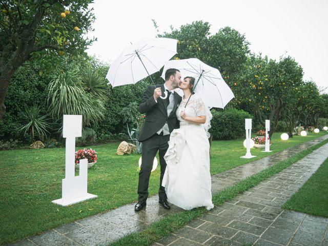 Le nozze di Vittoria e Fabio