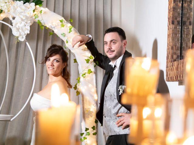 Il matrimonio di Fabio e Vittoria a Carinaro, Caserta 17
