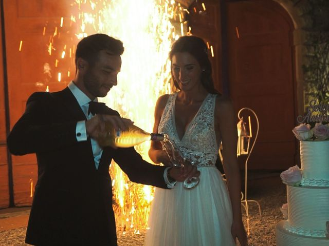 Il matrimonio di Alessandro e Serena a Pisa, Pisa 31