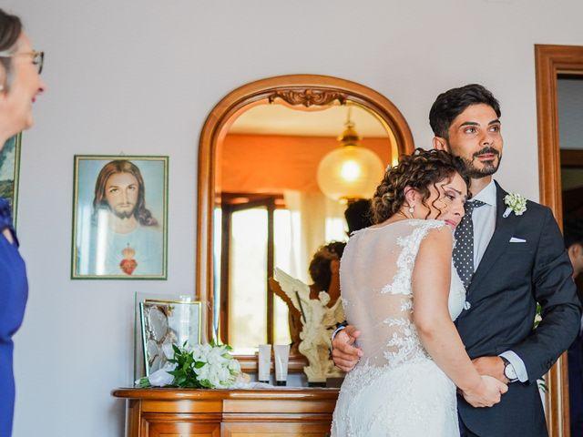 Il matrimonio di Concetta e Fiorentino a Capaccio Paestum, Salerno 5