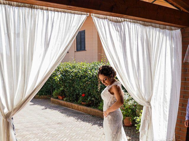 Il matrimonio di Concetta e Fiorentino a Capaccio Paestum, Salerno 11