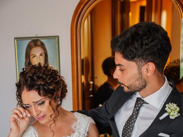 Il matrimonio di Concetta e Fiorentino a Capaccio Paestum, Salerno 1