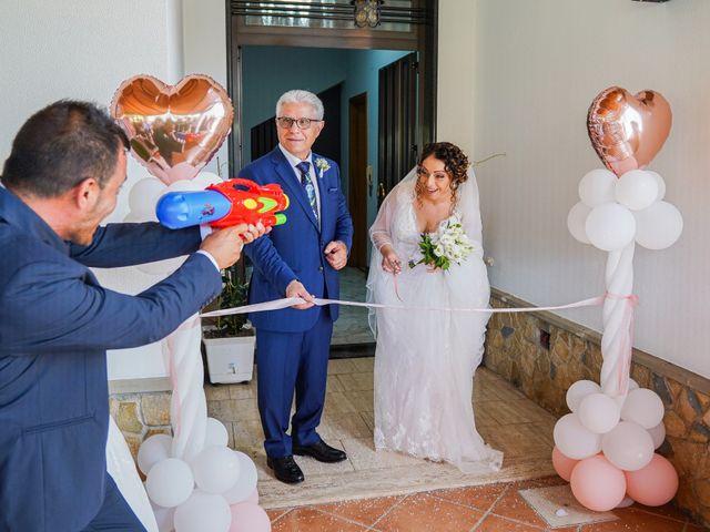 Il matrimonio di Concetta e Fiorentino a Capaccio Paestum, Salerno 13