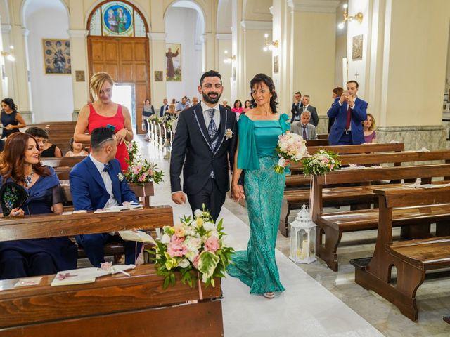 Il matrimonio di Concetta e Fiorentino a Capaccio Paestum, Salerno 14