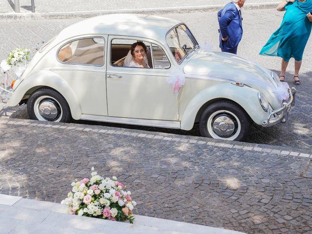 Il matrimonio di Concetta e Fiorentino a Capaccio Paestum, Salerno 15