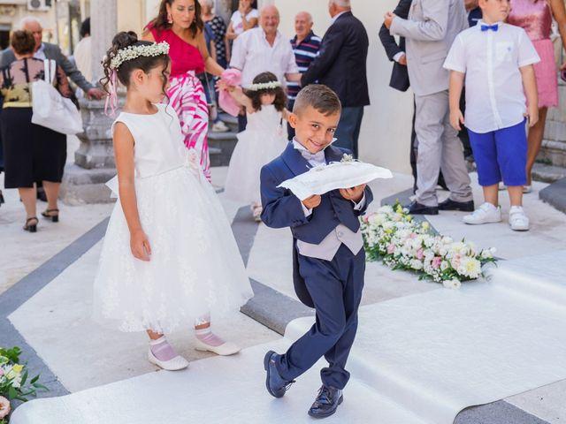 Il matrimonio di Concetta e Fiorentino a Capaccio Paestum, Salerno 16