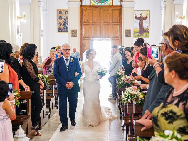 Il matrimonio di Concetta e Fiorentino a Capaccio Paestum, Salerno 17