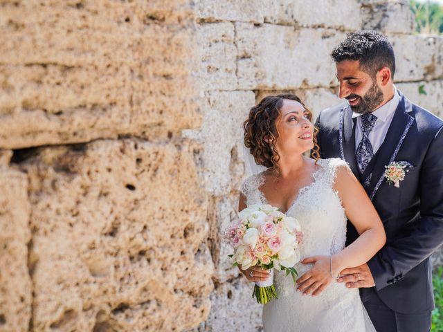 Il matrimonio di Concetta e Fiorentino a Capaccio Paestum, Salerno 19