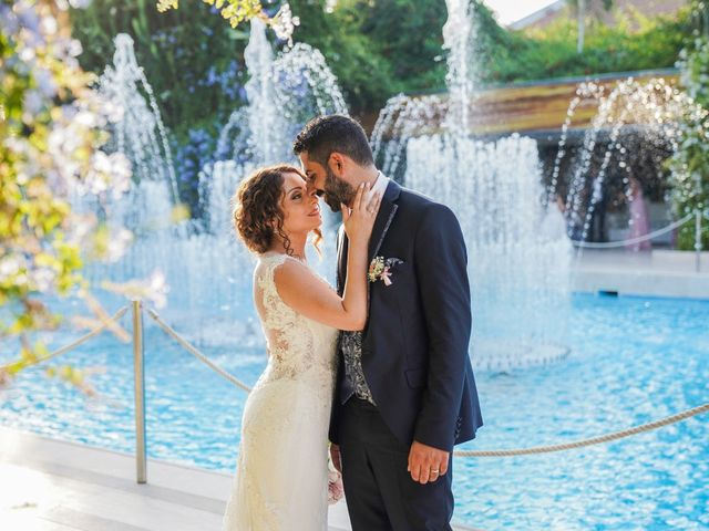 Le nozze di Fiorentino e Concetta