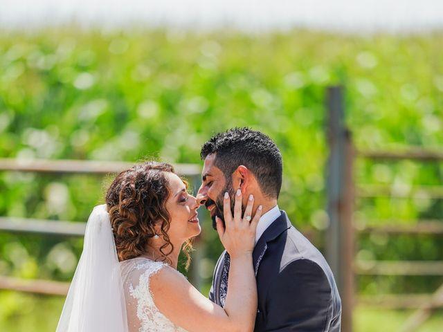 Il matrimonio di Concetta e Fiorentino a Capaccio Paestum, Salerno 22