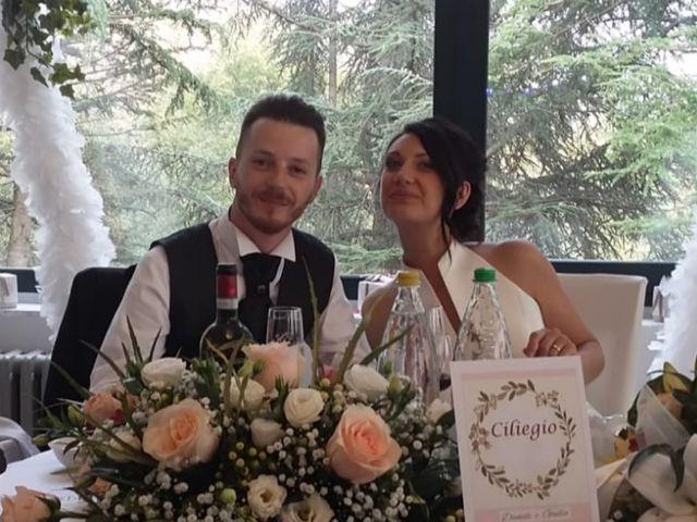 Il matrimonio di Daniele e Giulia a Coazze, Torino 2