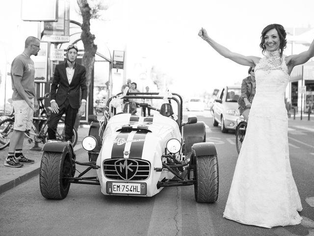 Il matrimonio di Maddalena e Davide a Misano Adriatico, Rimini 4