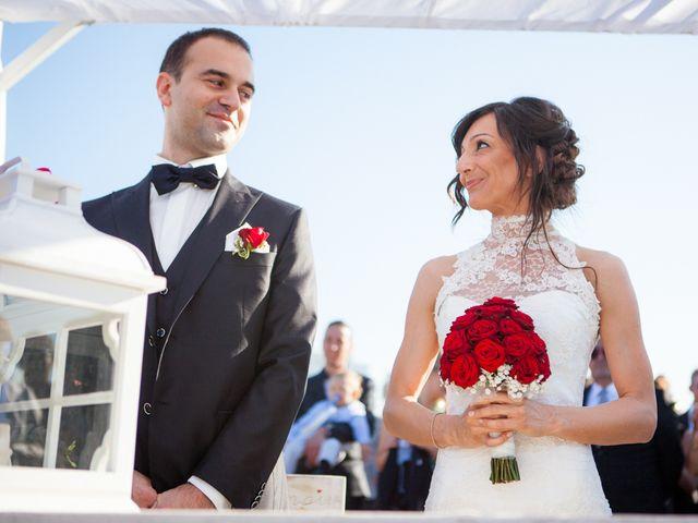 Il matrimonio di Maddalena e Davide a Misano Adriatico, Rimini 12