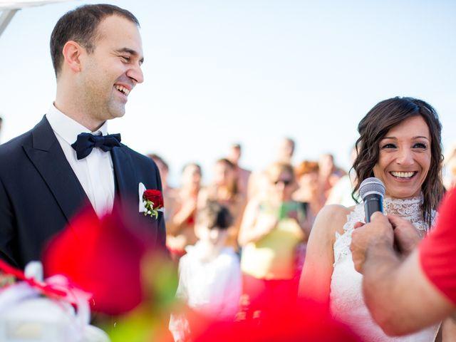 Il matrimonio di Maddalena e Davide a Misano Adriatico, Rimini 13