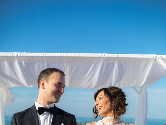 Il matrimonio di Maddalena e Davide a Misano Adriatico, Rimini 17