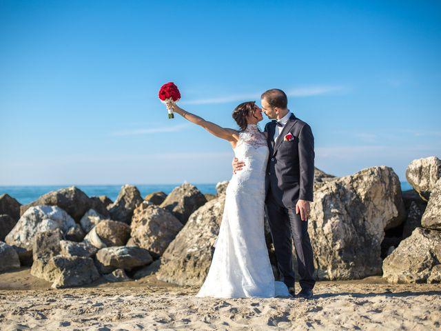 Il matrimonio di Maddalena e Davide a Misano Adriatico, Rimini 18