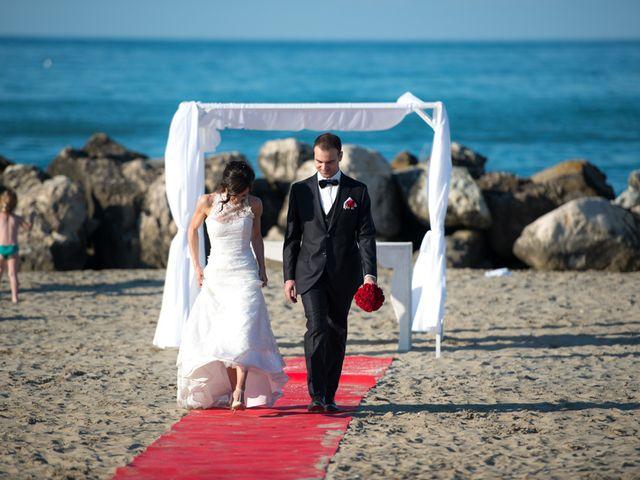 Il matrimonio di Maddalena e Davide a Misano Adriatico, Rimini 25