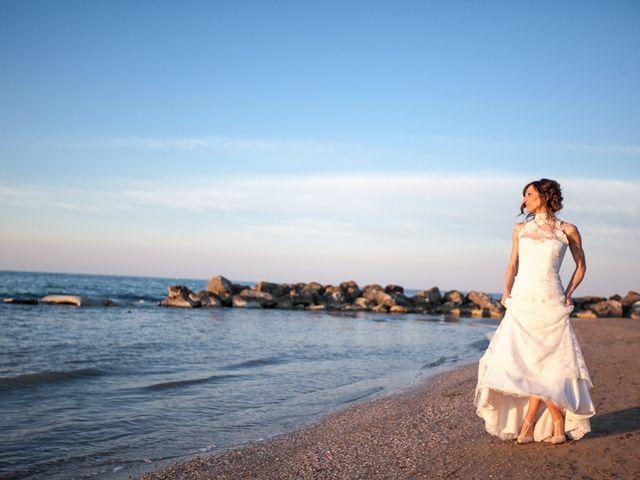 Il matrimonio di Maddalena e Davide a Misano Adriatico, Rimini 2