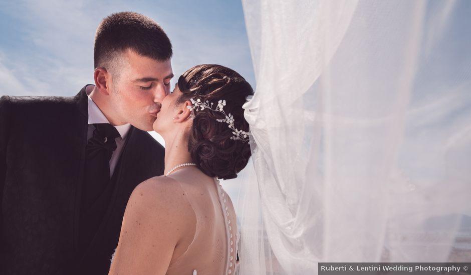 Il matrimonio di Andrea e Valentina a Monserrato, Cagliari