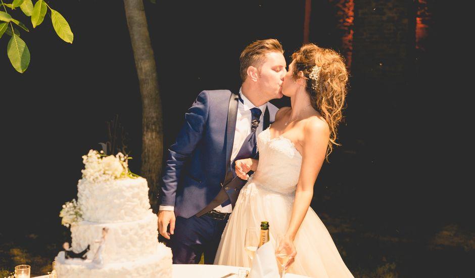 Il matrimonio di Mattia e Sara a Pontenure, Piacenza