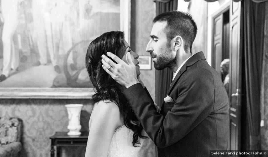 Il matrimonio di Alberto e Monica a Cagliari, Cagliari