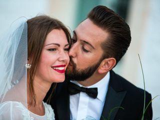 Le nozze di Kate e Mimmo 1
