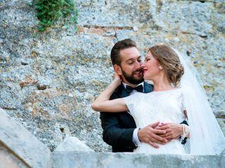 Le nozze di Kate e Mimmo