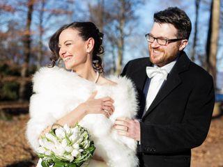 Le nozze di Federica e Alessandro