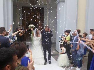 le nozze di Chiara e Dragomir 1