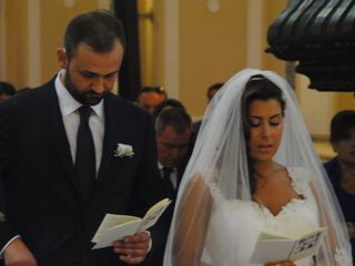 Le nozze di Chiara e Dragomir