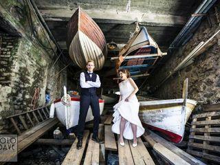 Le nozze di Alicia e Graeme