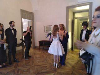 Le nozze di Elison  e Valentina