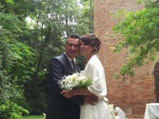 Le nozze di Salvi Paolo e Melissa Trombini