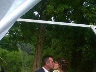Le nozze di Salvi Paolo e Melissa Trombini 1