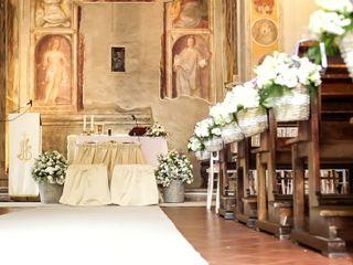 Le nozze di Cristina e Rino 1