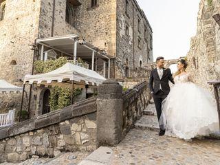 Le nozze di Eleonora e Mario