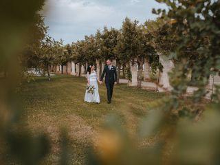Le nozze di Maria Teresa e Davide