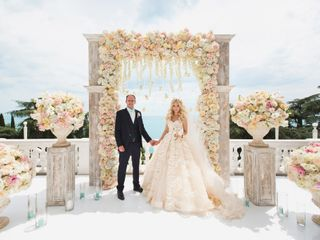 Le nozze di Tatiana e Pier Lorenzo
