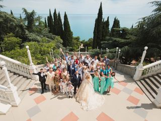Le nozze di Tatiana e Pier Lorenzo 3