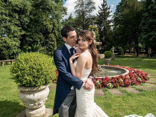 Il matrimonio di Stefano e Anastasija a Monza, Monza e Brianza 1
