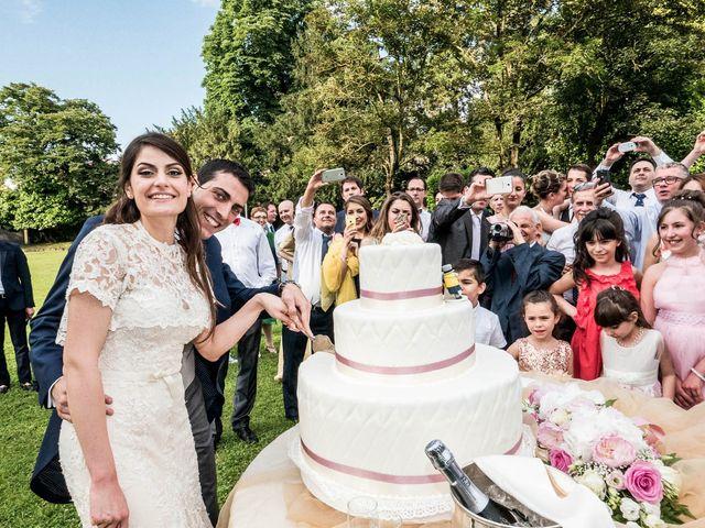 Il matrimonio di Stefano e Anastasija a Monza, Monza e Brianza 27