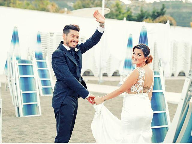 Le nozze di Flavia e Stefano