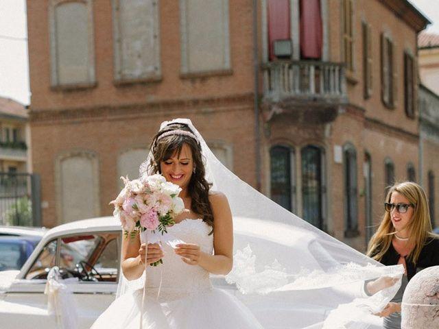 Il matrimonio di Andrea e Elena a Ferrara, Ferrara 17