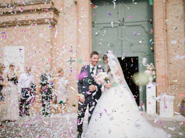 Il matrimonio di Andrea e Elena a Ferrara, Ferrara 23