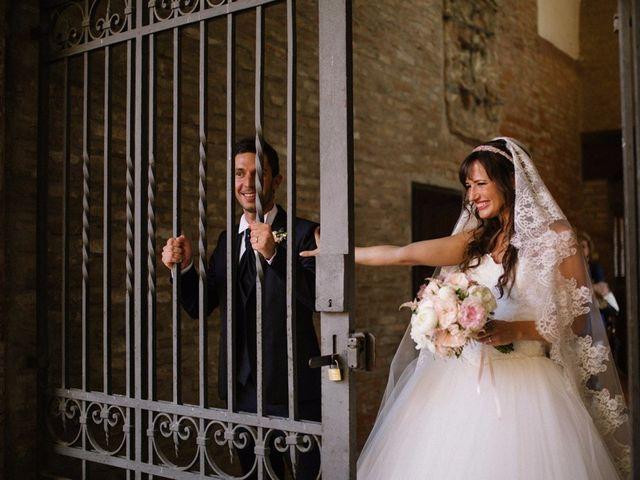 Il matrimonio di Andrea e Elena a Ferrara, Ferrara 26