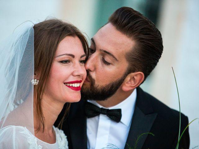 Il matrimonio di Mimmo e Kate a Ceglie Messapica, Brindisi 1