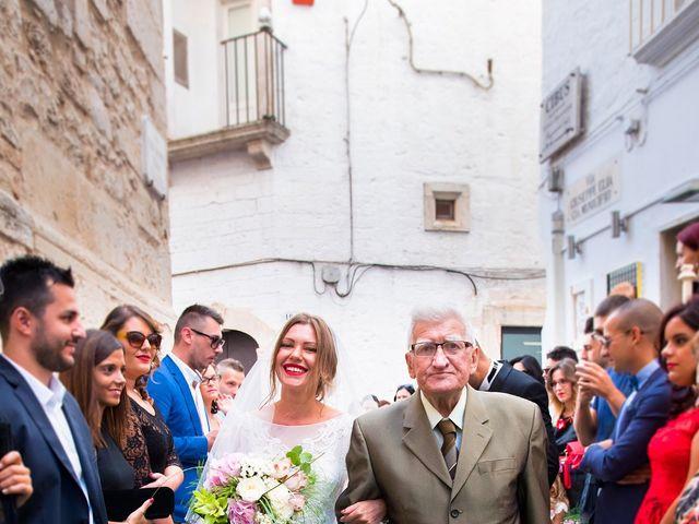 Il matrimonio di Mimmo e Kate a Ceglie Messapica, Brindisi 3