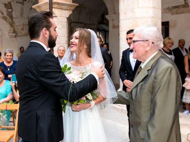 Il matrimonio di Mimmo e Kate a Ceglie Messapica, Brindisi 2