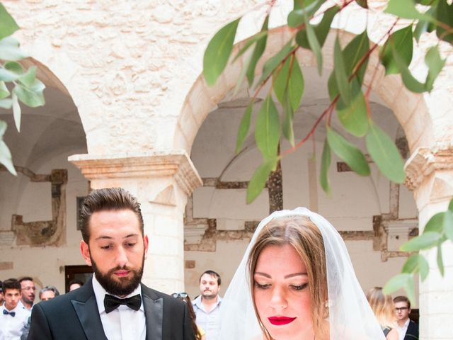 Il matrimonio di Mimmo e Kate a Ceglie Messapica, Brindisi 7