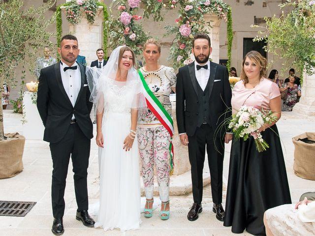 Il matrimonio di Mimmo e Kate a Ceglie Messapica, Brindisi 8